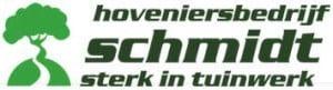 Logo Hoveniersbedrijf Schmidt
