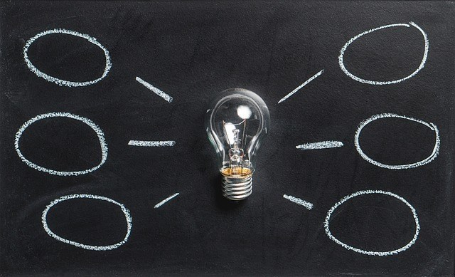 Sitemap light bulb