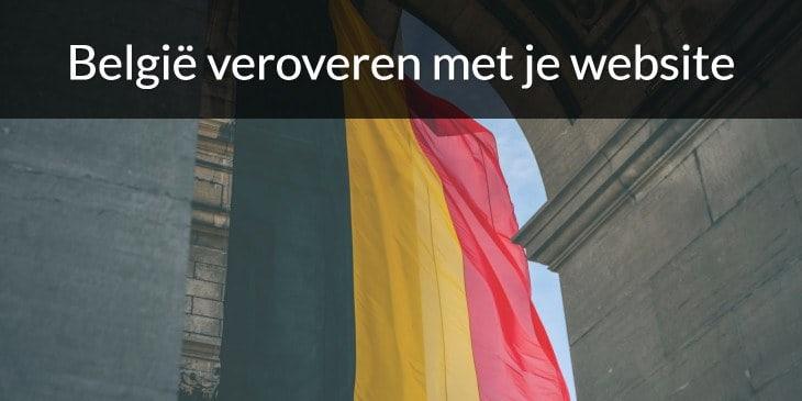 België veroveren