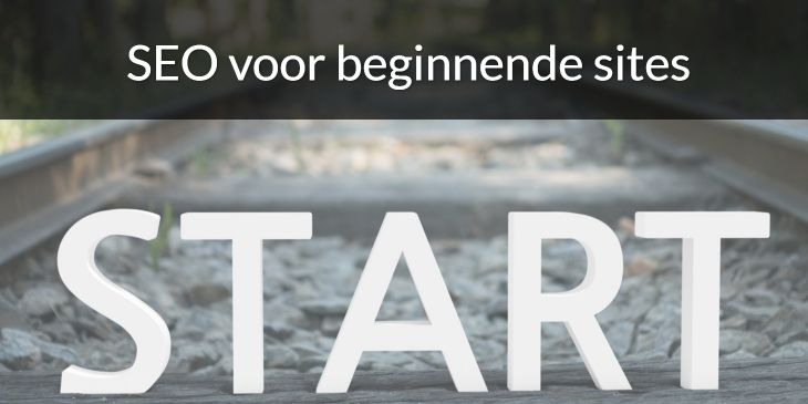 SEO voor beginnende sites.