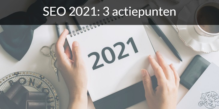 SEO 2021.