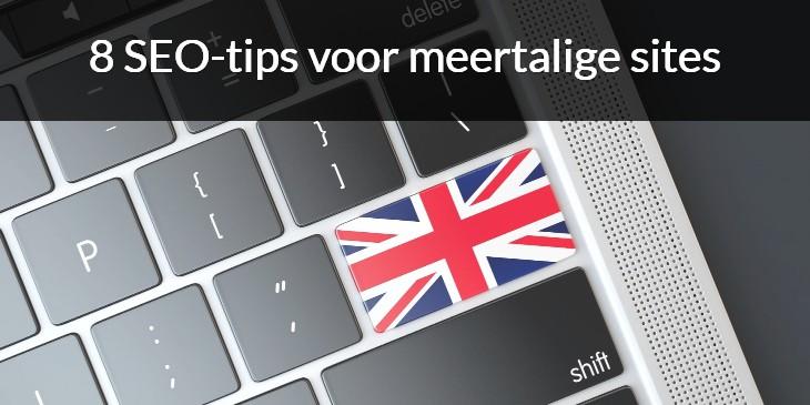 8 SEO-tips voor meertalige websites.